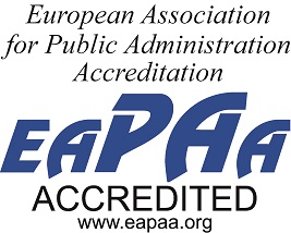 European Association for Public Administration Accreditation (EAPAA) logo