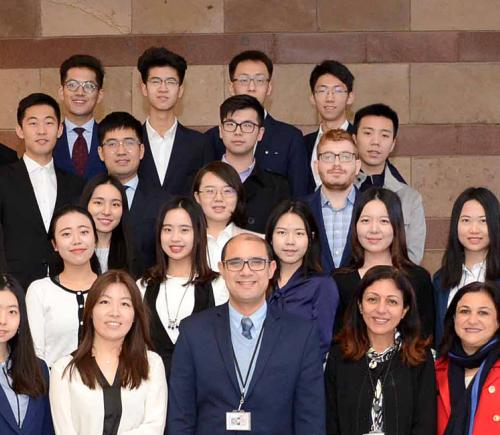 Collaboration with Peking University
