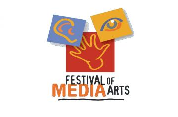 festival of media art logo